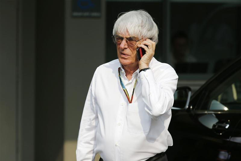 Ecclestone Concerned By Race Increase