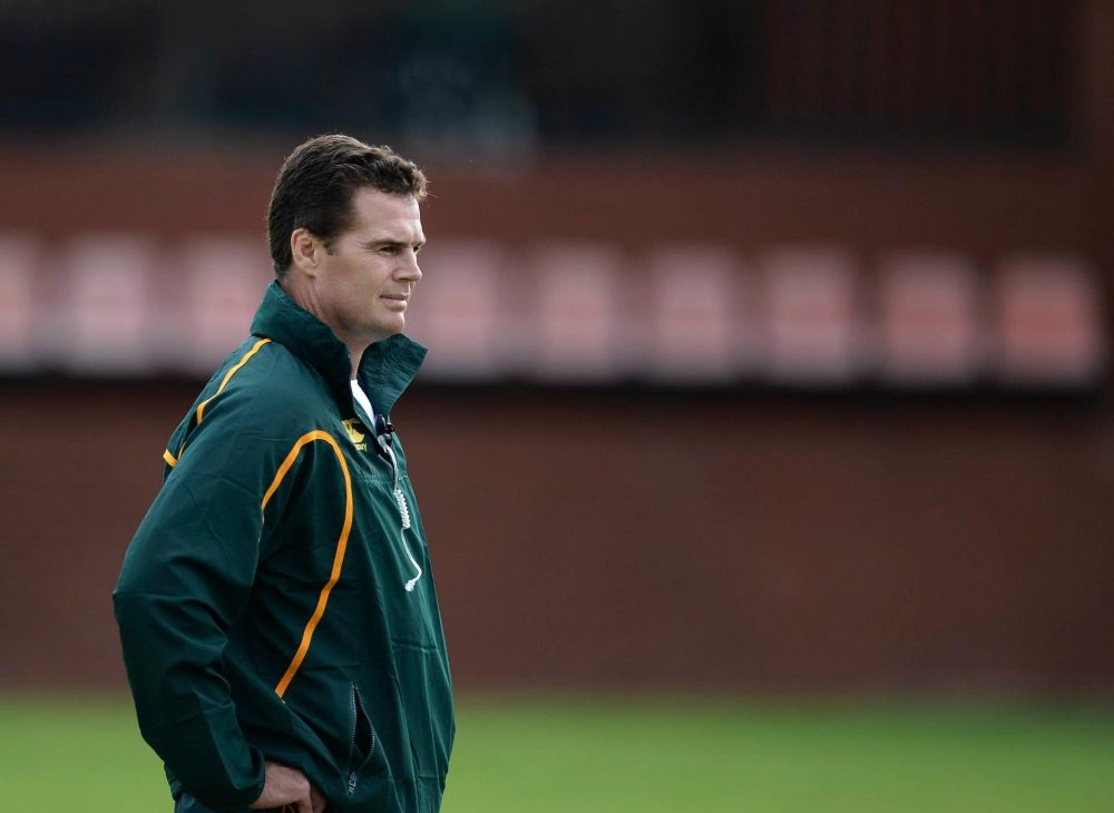 Erasmus Staying Grounded After Namibia Rout