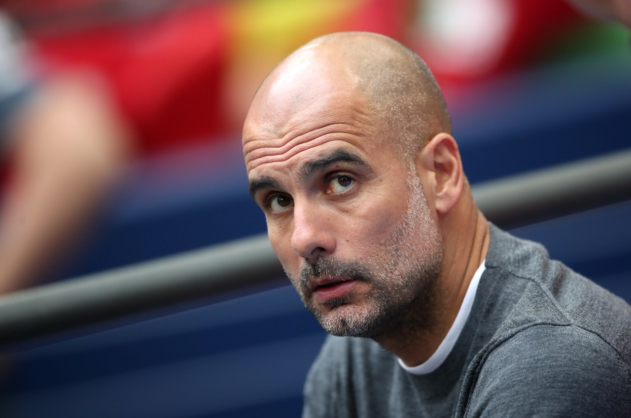 Guardiola Tips Arteta To Succeed Him At City