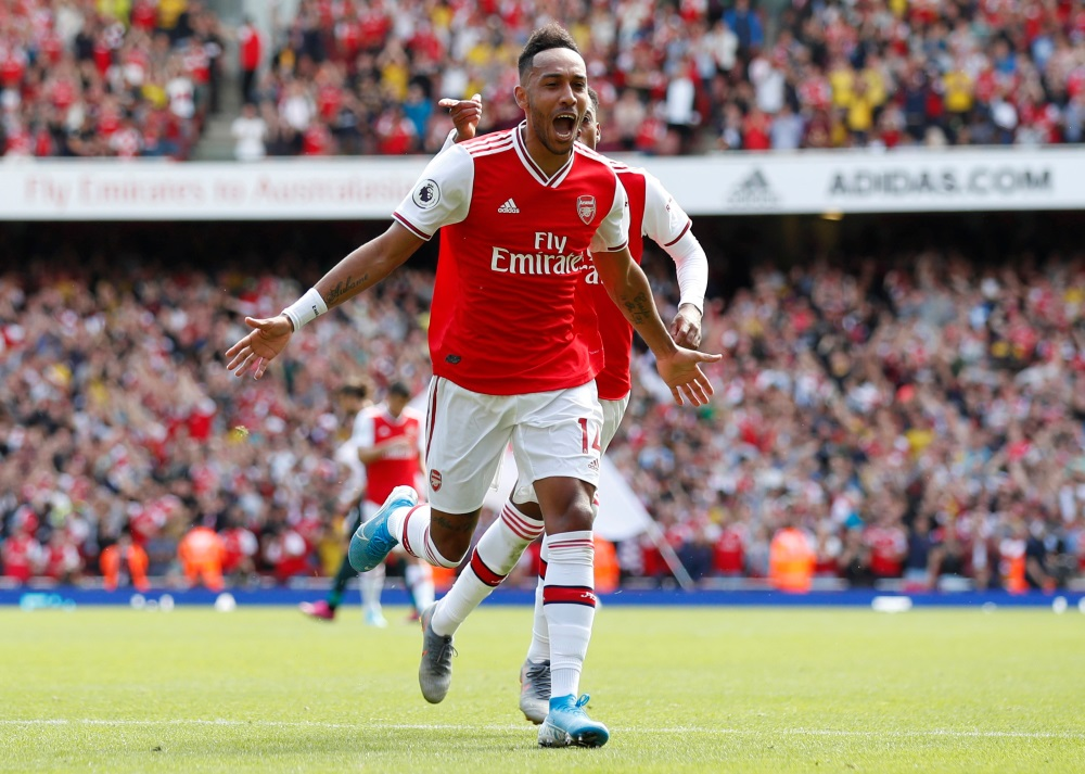 Gunners Looking To Extend Aubameyang's Stay