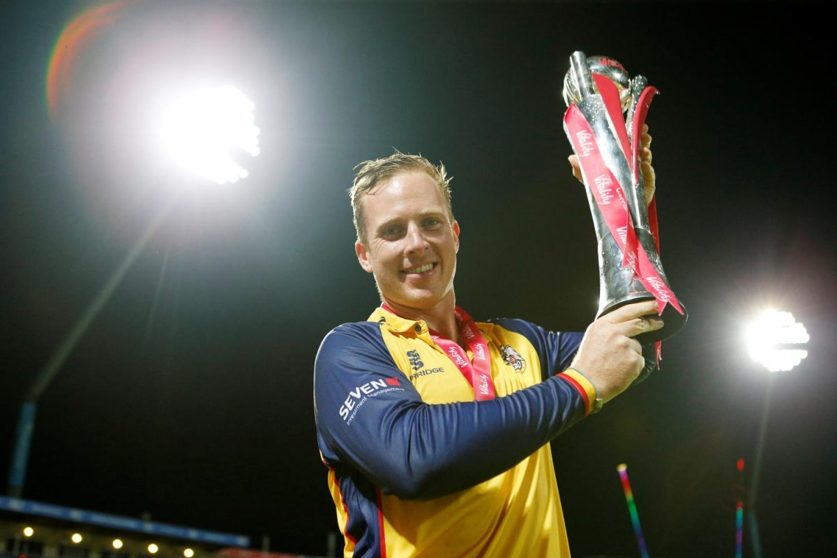 Harmer Hails 'Special' Blast Victory