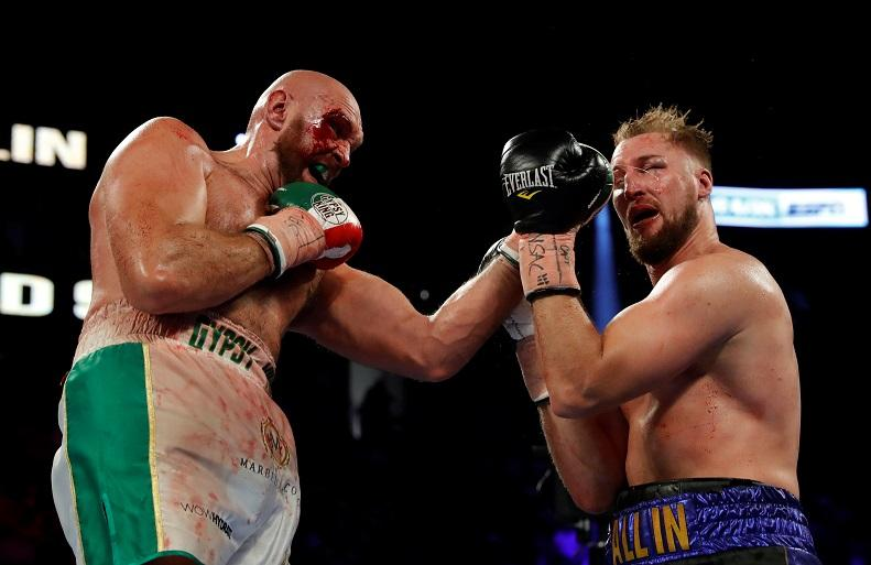 'I Was The Better Man' – Fury