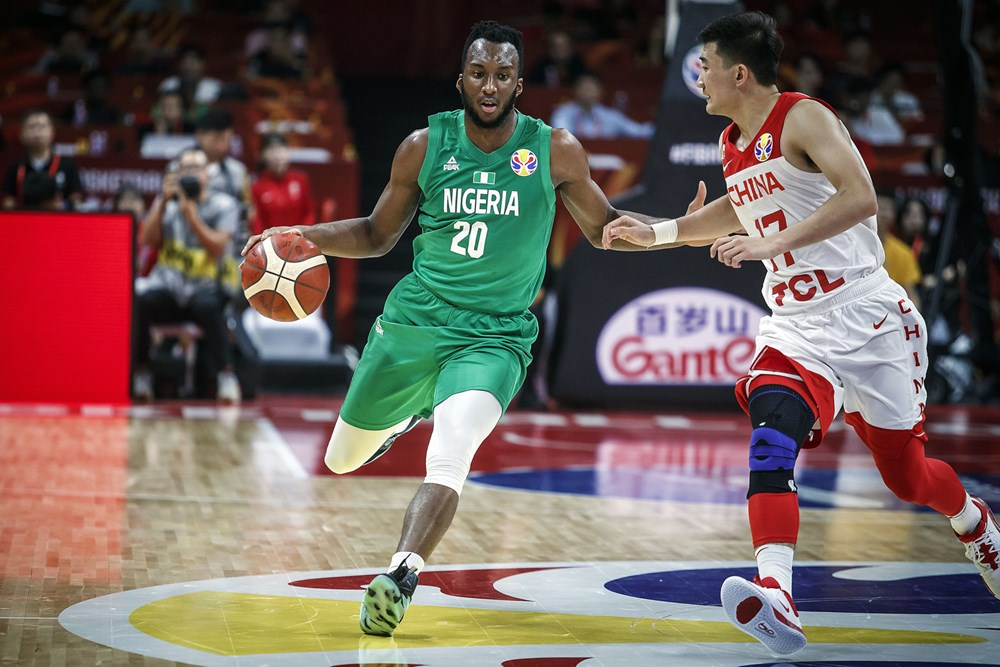 FIBA World Cup: D'Tigers Edge Out China 86-73, Secure 2020 Olympics Ticket