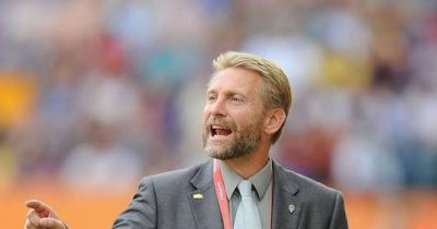 Dennerby resigns as super Falcons coach