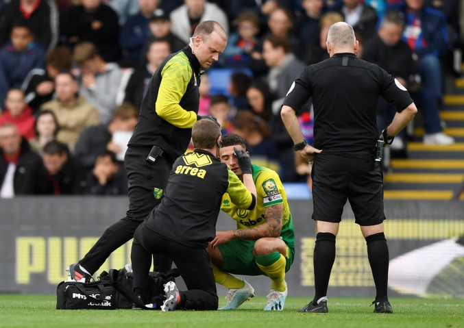 Injury Woes Stack Up For Norwich After Palace Loss
