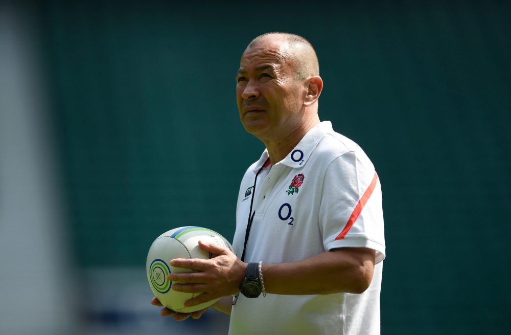 Jones Happy With England Preparation