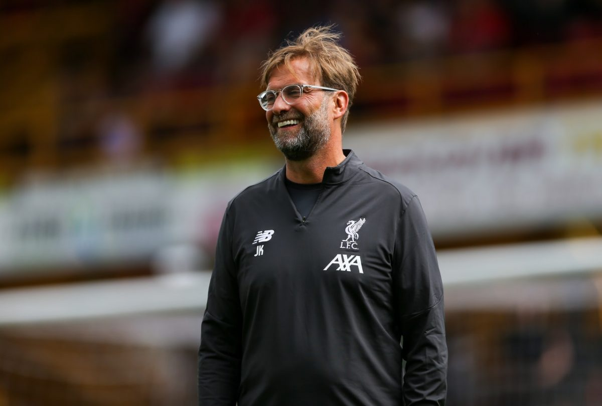 Klopp Out To Improve Away At Rivals