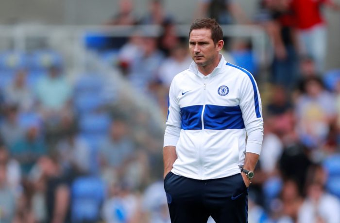 Lampard Defends Team Selection After Chelsea Pegged Back