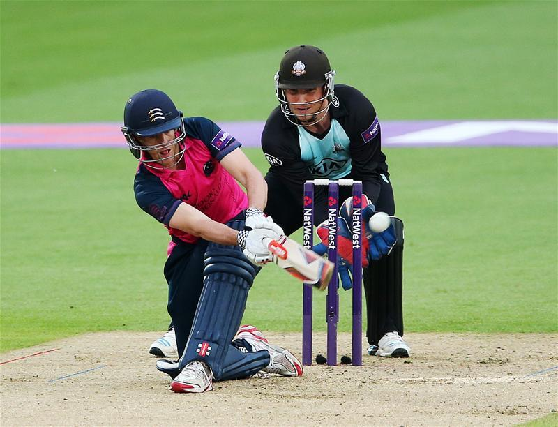 Leicestershire Confirm Exit Of Trio