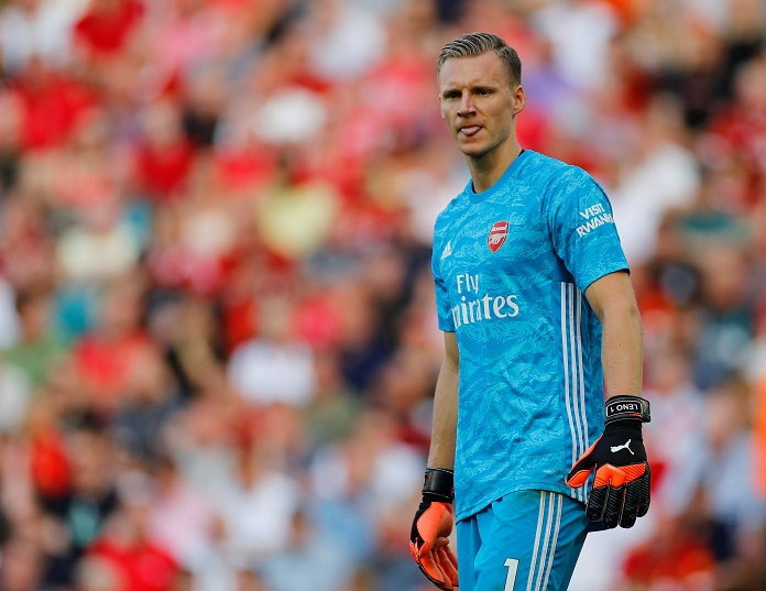 Leno Impressed With Arsenal Attack