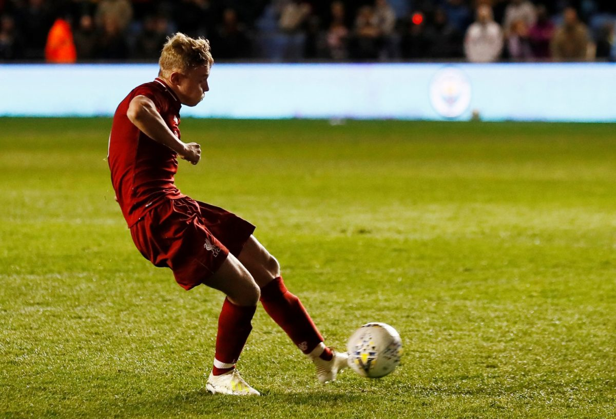 Liverpool Have High Hopes For Glatzel