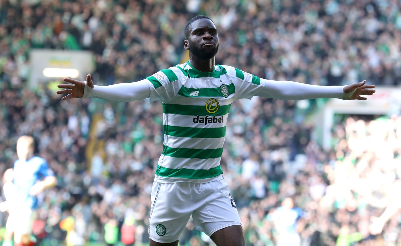Lyon Mull Over Move For Celtic's Edouard