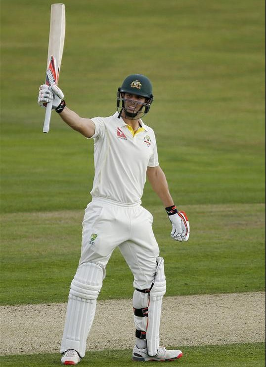 Marsh In For Head At The Oval