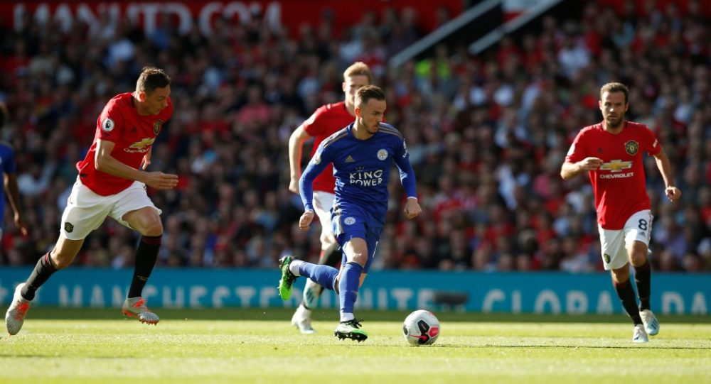 Matic Ready For First-Team Battle At Manchester United