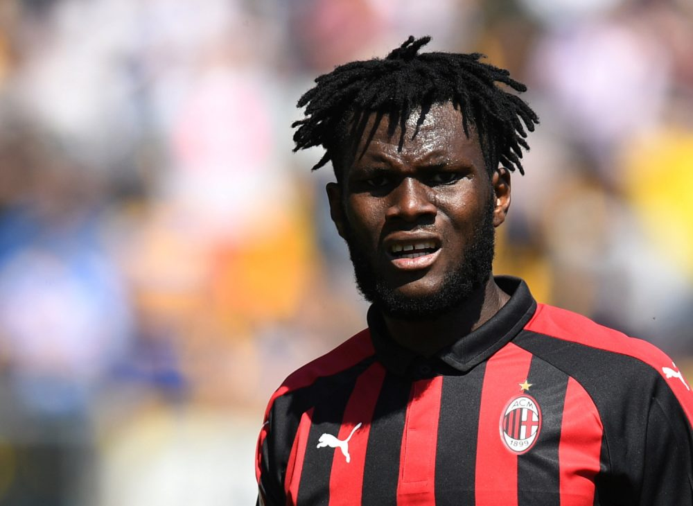 Milan Face Battle To Retain Kessie