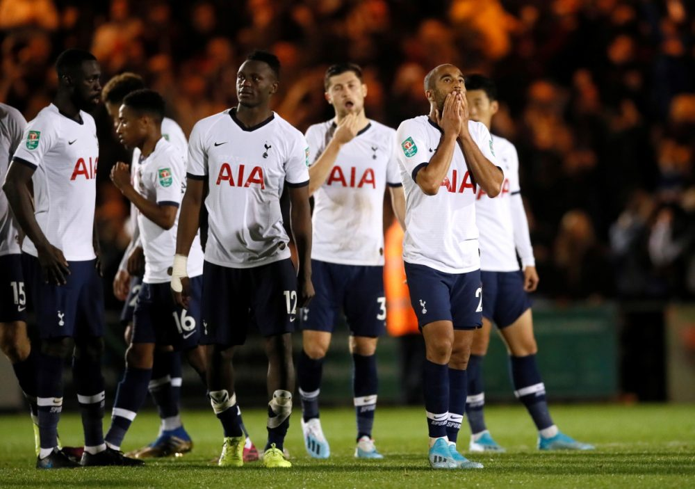 Pochettino Once Again Hints At Squad Issues As Spurs Crash Out