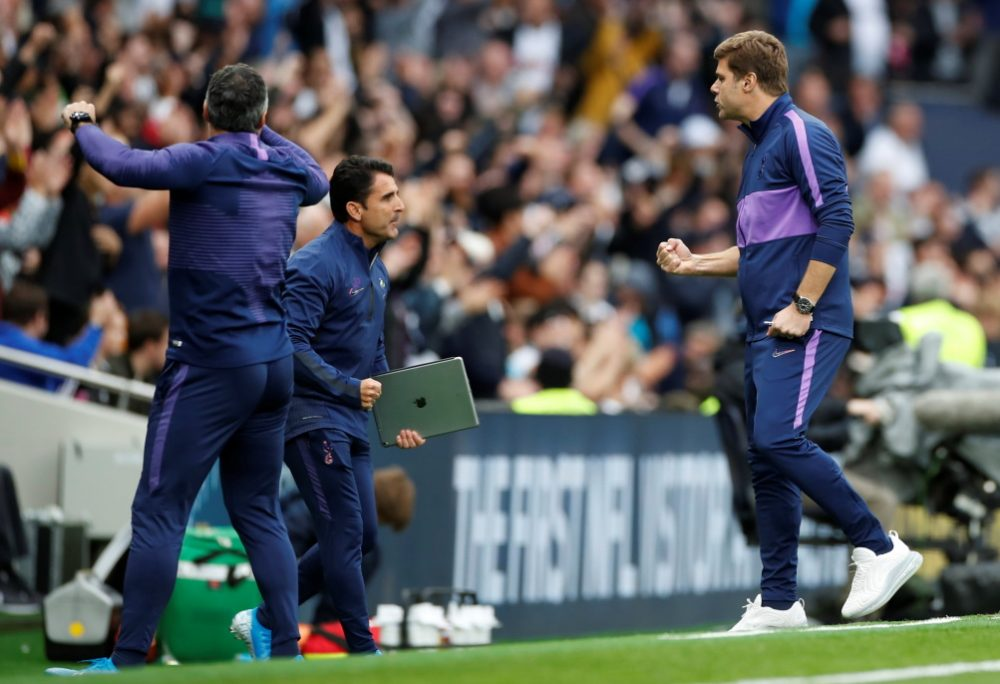 Pochettino Changes Tune And Hails Spurs Spirit During Saints Win