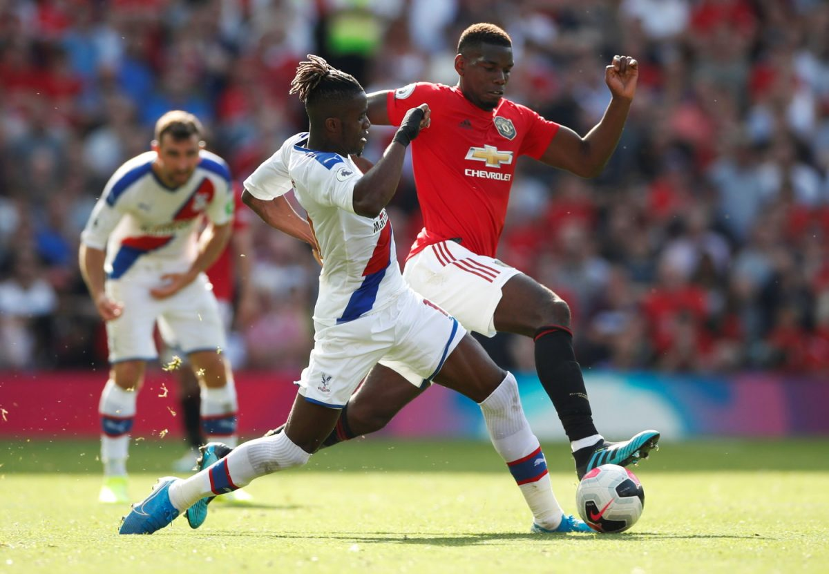 Pogba Still Keen On Real Move
