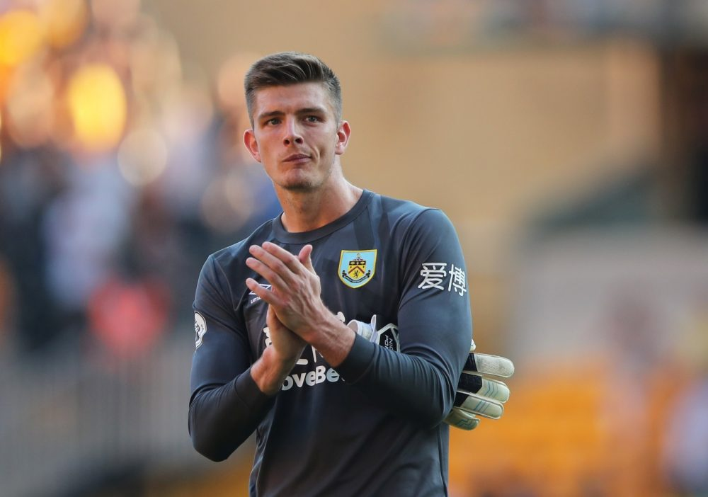 Pope After Pickford's England Role