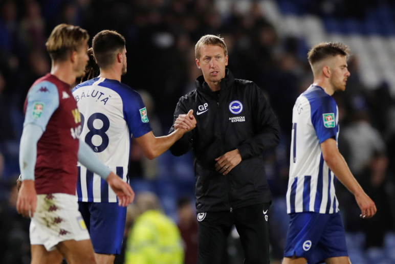 Potter Reveals Seagulls Injury Crisis Following Cup Exit