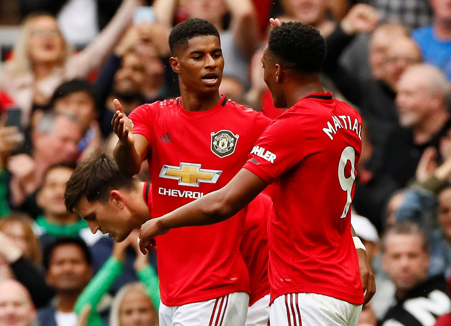 Rashford Plays Down Owen's 'Killer Instinct' Claim