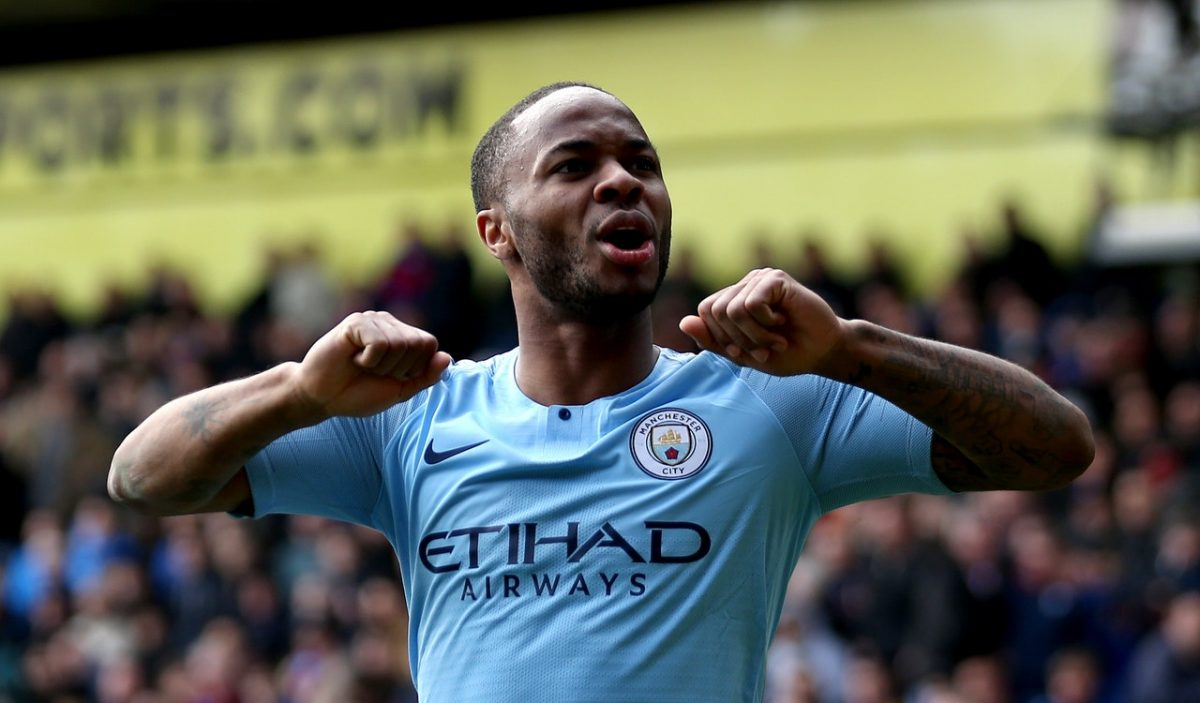 Sterling, Mane Named On The Football Black List