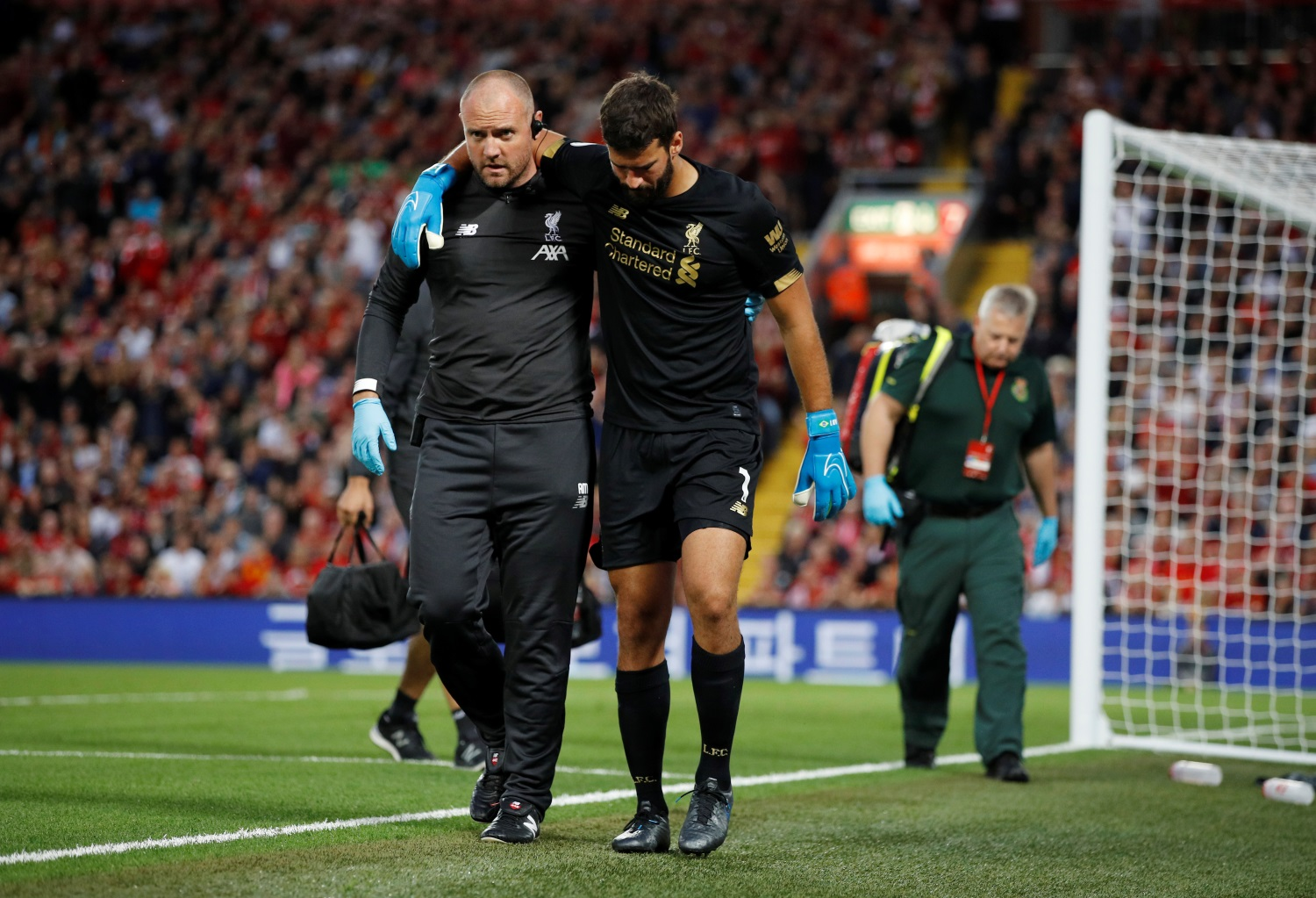 Reds Given Positive Alisson Update