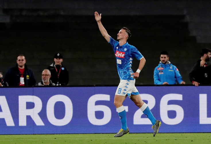 Ruiz Insist He Is Happy At Napoli