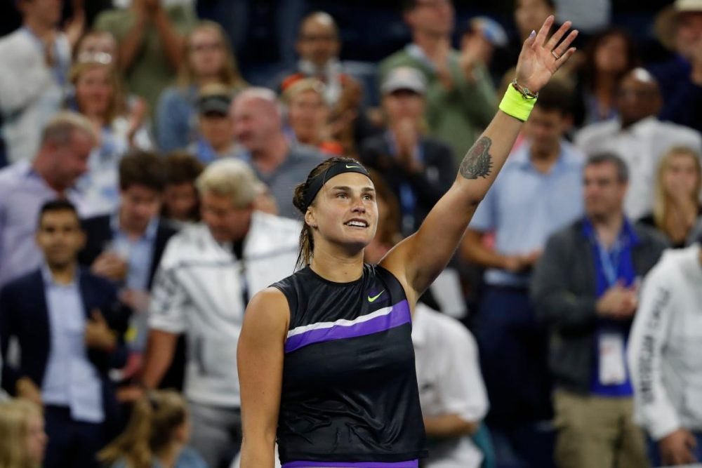 Sabalenka On Course To Defend Wuhan Open Title