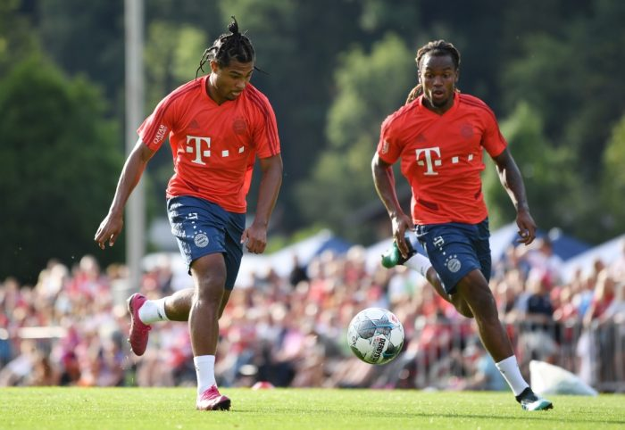 Sanches Reveals He Wanted Bayern Stay