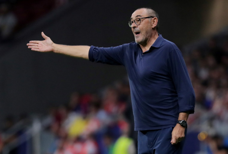 Sarri Hails Fightback As Juve Go Top