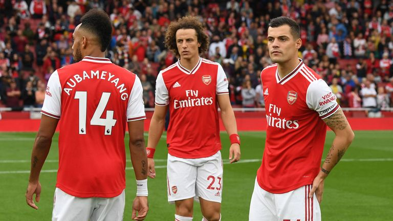 Emery Names Xhaka New Arsenal Captain After Players' Voting