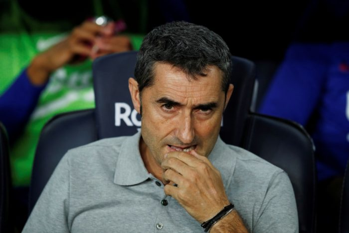 Valverde Keen To Put An End To Barca Travel Sickness