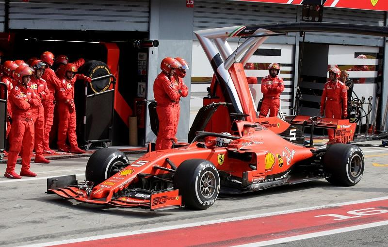 Vettel Convinced Form Will Improve