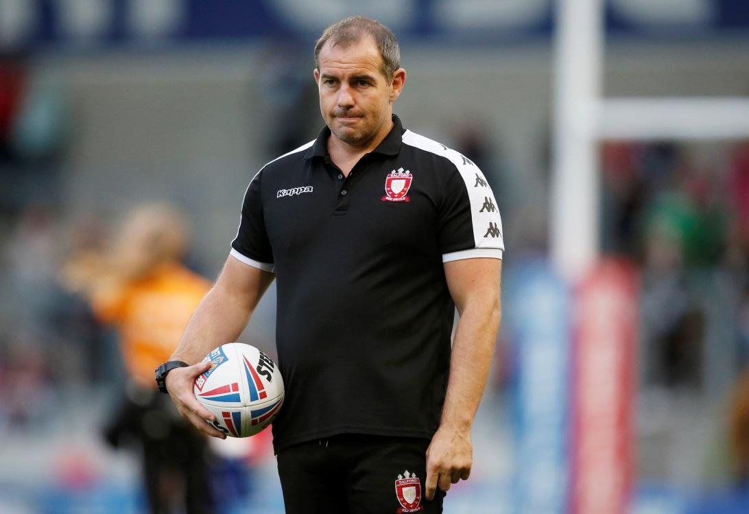Watson Hopes Salford March On