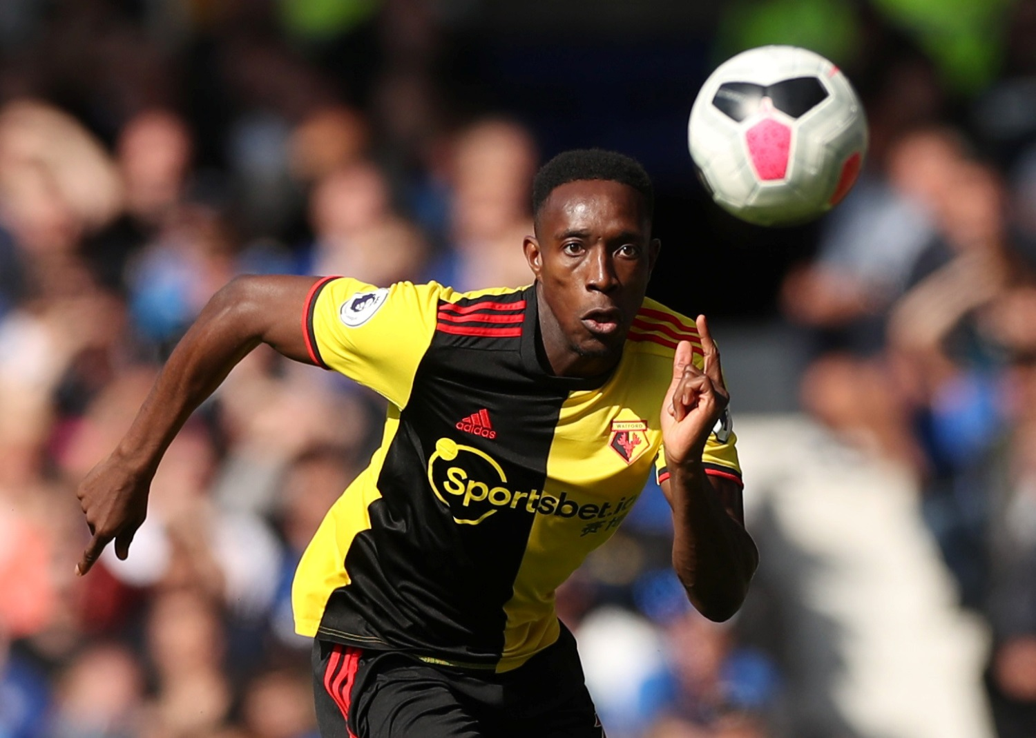 Welbeck Not Distracted By Gunners reunion