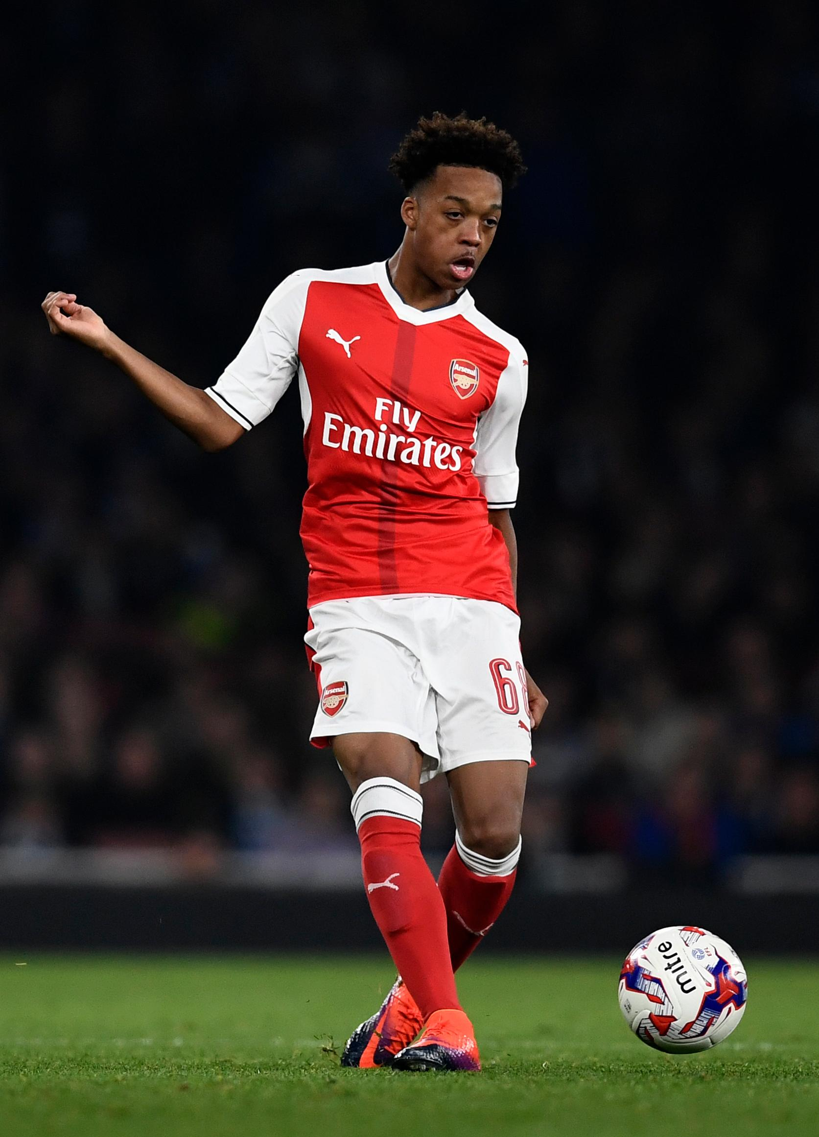 Willock Commits His Future To Arsenal