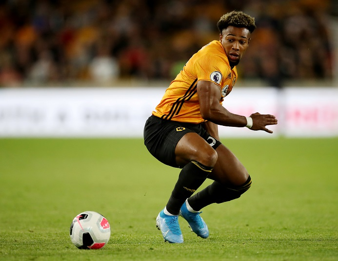 Wolves' Resolve Pleases Traore