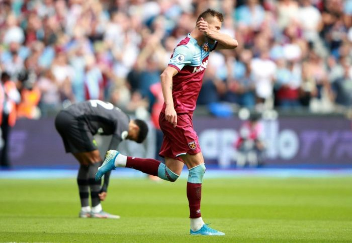 Yarmolenko Happy As A Hammer