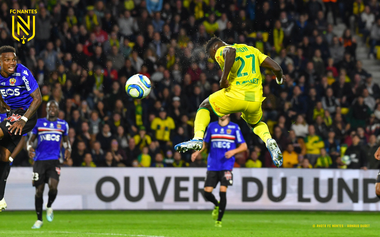 Eagles Roundup: Simon Nets Winner For Nantes, Collins Misses Penalty In Paderborn 's Home Loss To Mainz