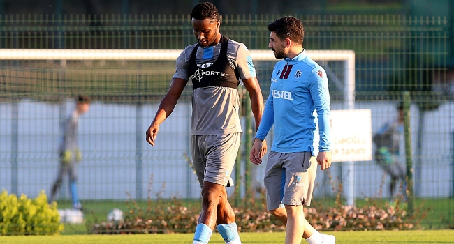 Mikel Injured,  Doubtful For Trabzonspor, Gaziantep Turkish Super Lig Clash