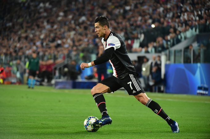 UCL: Ronaldo Equals Another Record,  Bayern Munich   Thrash Tottenham