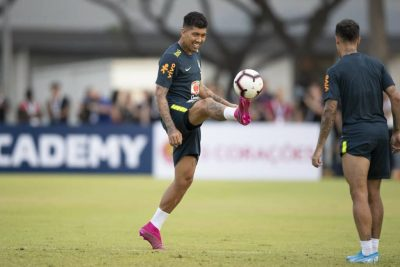 IMG 20191007 WA0008 400x267 - Brazil Hold First Training Session In Kallang Ahead Super Eagles Friendly