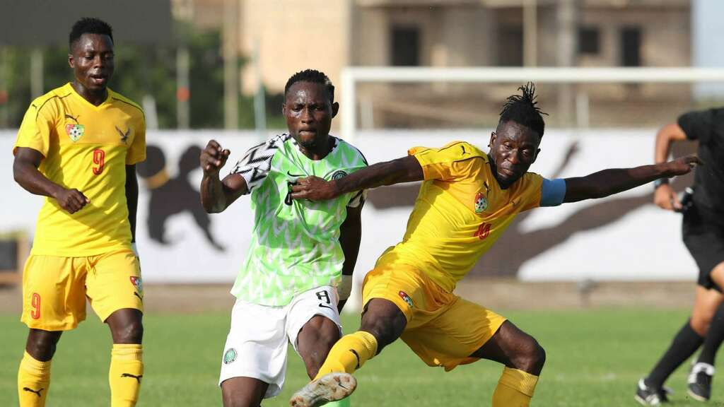 Amadi: Inactive NPFL To Blame For Woeful CHAN Super Eagles