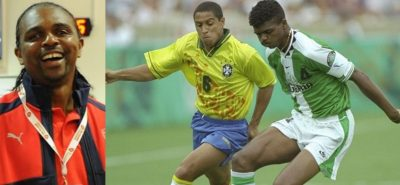 kanu-nwankwo-super-eagles-selecao-brazil-nigeria-international-friendly-national-stadium-singapore