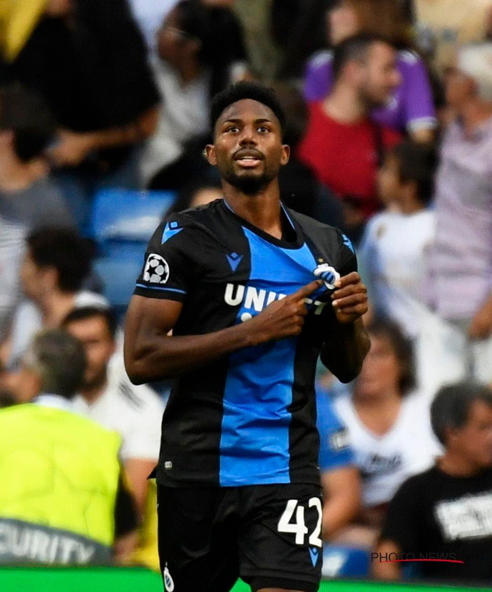 Dennis 'Slightly Disappointed'  With Club Brugge Draw At Real Madrid
