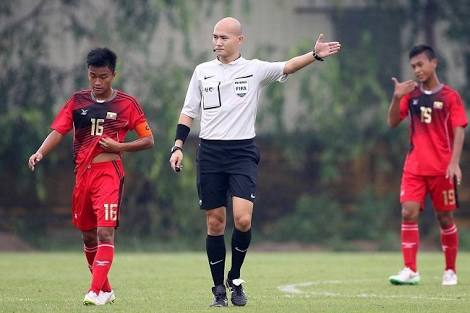 Singaporean Referee Foo To Officiate Super Eagles,  Brazil Friendly