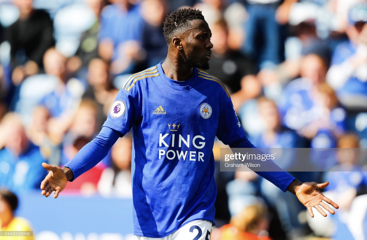Rodgers :  Ndidi Key To Leicester City's  Top Four Ambition
