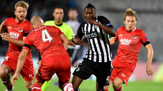 Europa League: Umar Bags Brace As  Partizan Win At Astana, Mikel Stars In Trabzonspor's  Home Draw Vs Basel