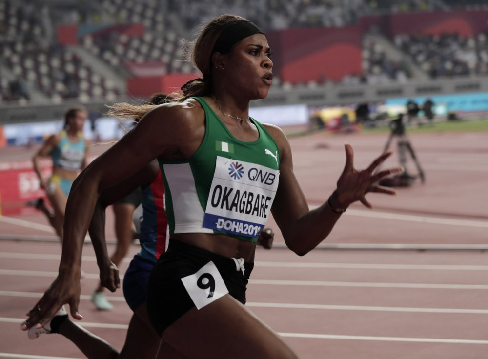 IAAF World Championships: More Woes As Nigeria's 4x100m Relay Teams Crash Out